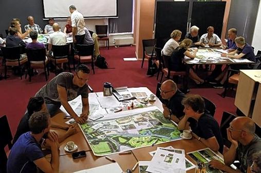 5 juli Presentatie hoofdlijnen van het bestek aanleg Elisabeth Groen