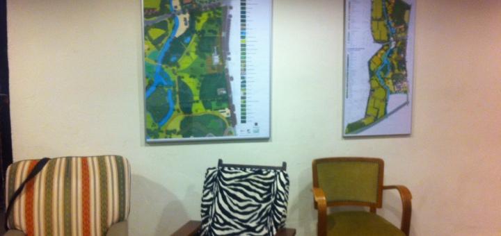 plattegronden van Elisabeth Groen in Nieuwe Erven