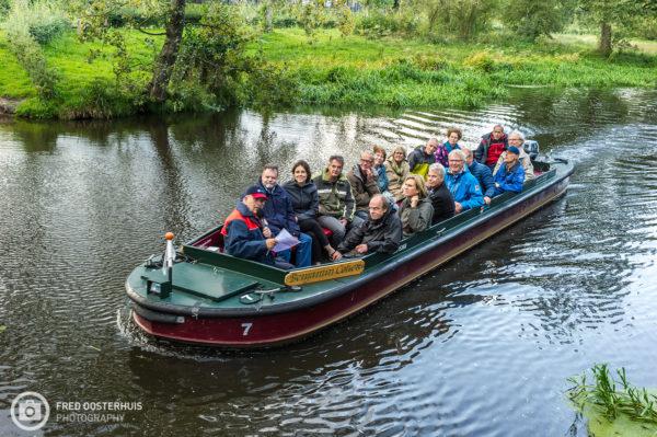 Gratis met Waterlijn boot naar het park op 27 mei