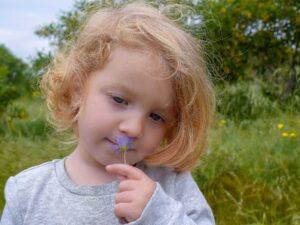 Peuters in het Wild: geurneuzen en kriebelvingers @ Pop-up Parkhuis