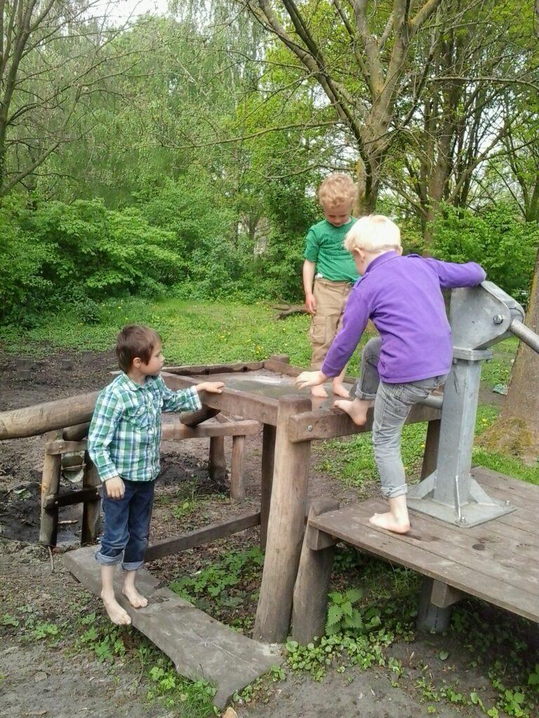 Mini-cursus: Ontdek de natuur met kinderen @ Pop-up Parkhuis