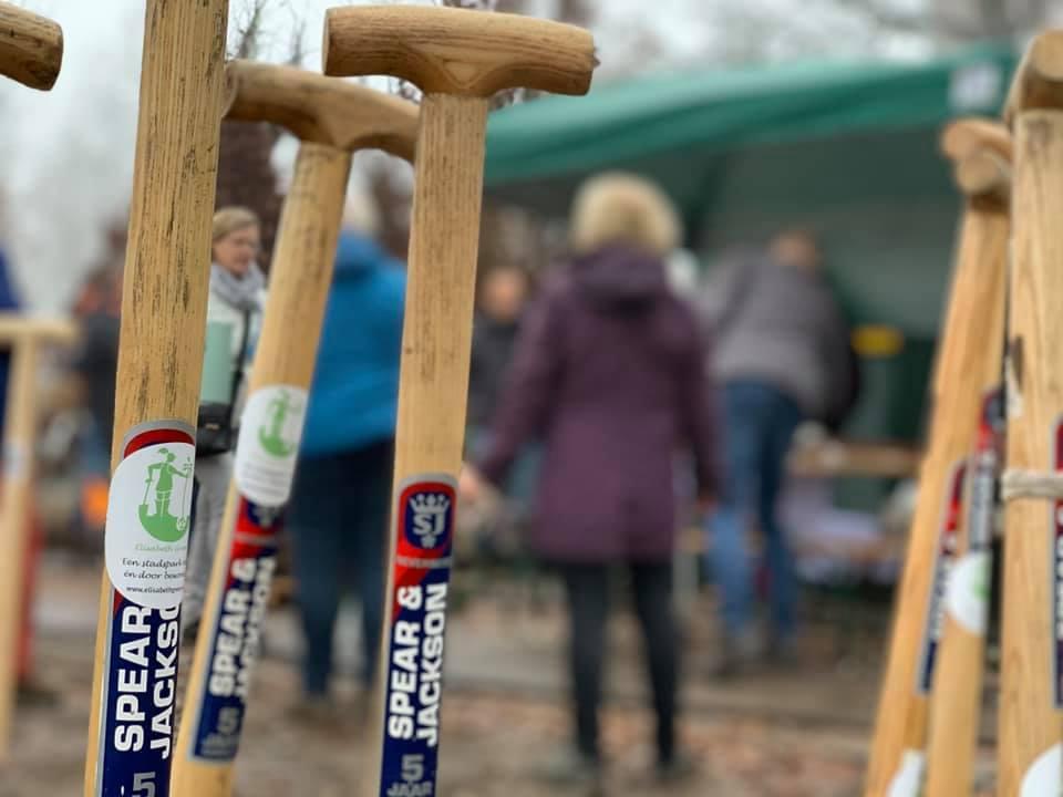 Natuurwerkkids: kom helpen in het park @ Parkhuis